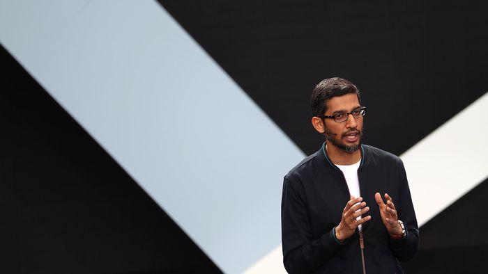 Kisah Bocah Miskin Jadi CEO Google