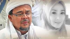 Rizieq Diperiksa Soal Firza Husein