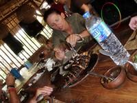 Restauran di Pulau Kepa