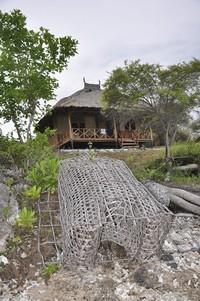 Penginapan di Pulau Kepa