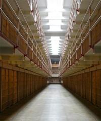 hall di penjara Alcatraz (crazyhorseghost.hubpages.com)