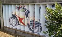 Mural Satria Baja Hitam (sumber: hobbylink.tv)