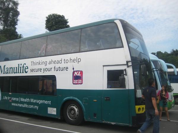 Bus Hop On Hop Off (Erna Mardiana - detikBandung)