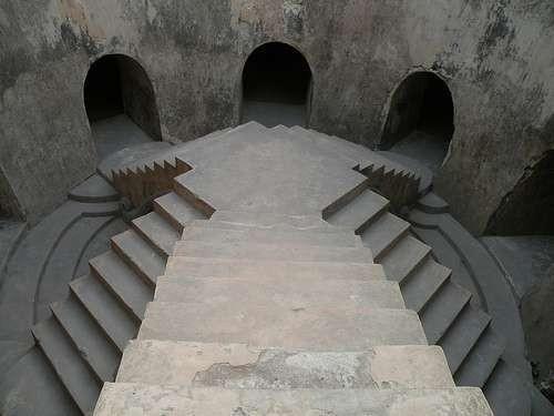 Masjid bawah tanah di Taman Sari (Sisilea Novita Susanti/ dTraveler)
