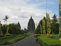 Candi Prambanan (Ari Es/ dTraveler)