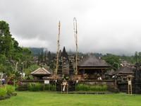 Pura Besakih di Bali (Fitraya/detikTravel)