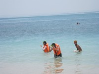 Sesudah snorkeling