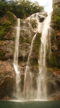 Cuncarami waterfall