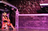 sihir Indrajit untuk menangkap Hanoman