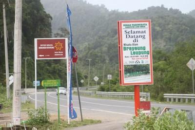 Dingin-dingin Asyik di Lembah Brayeun, Aceh