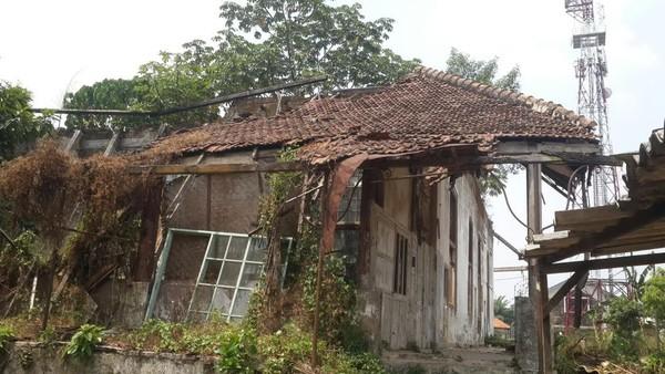 Rumah 'Mak Lampir' VOC di Depok