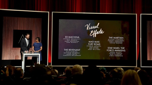Nominasi Oscar 2016