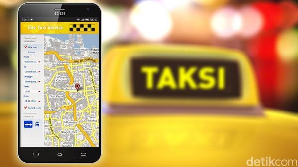 Tarif Baru Taksi Online