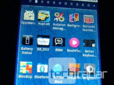 Bocoran BBM Android (techradar)