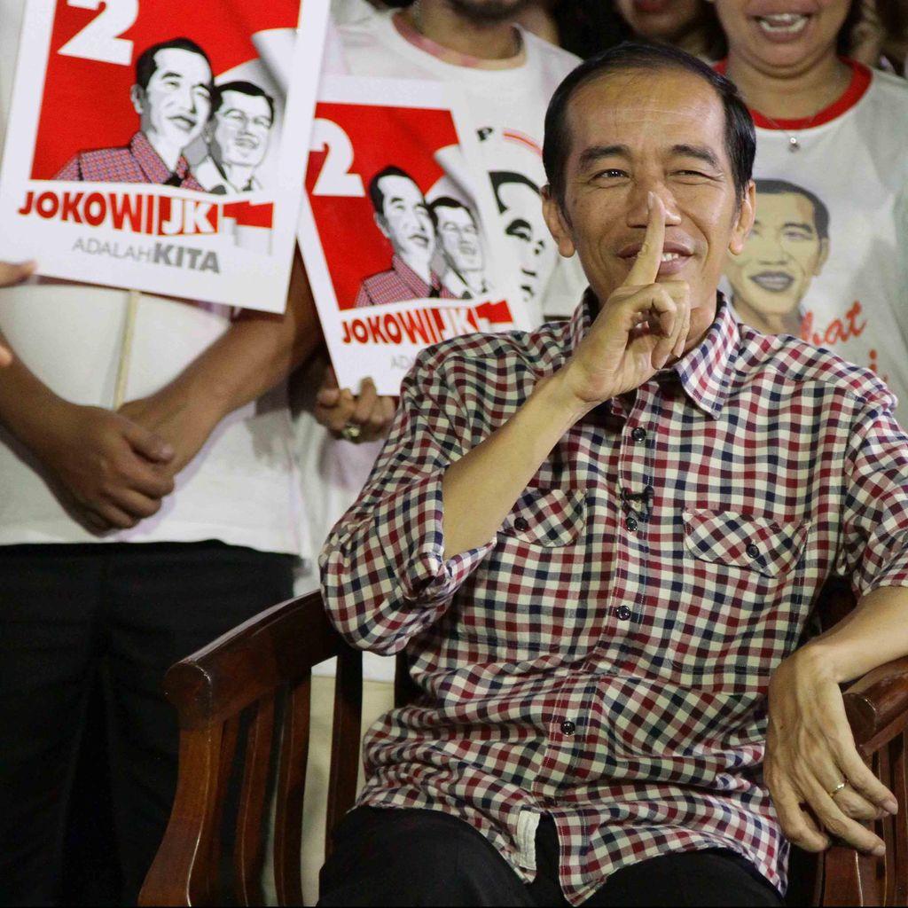 Jokowi Ungkap Alasan Pemblokiran Telegram