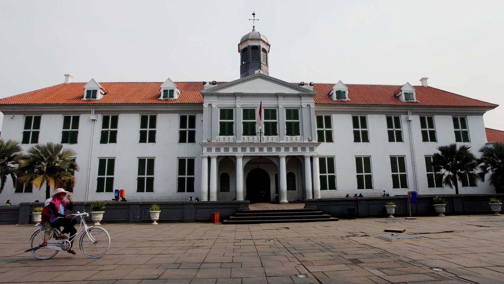 Ini Tantangan Mengembangkan Kota Tua Jakarta