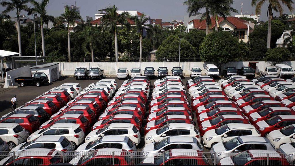 Penjualan Mobil di Jepang Turun, Terendah dalam 5 Tahun Terakhir