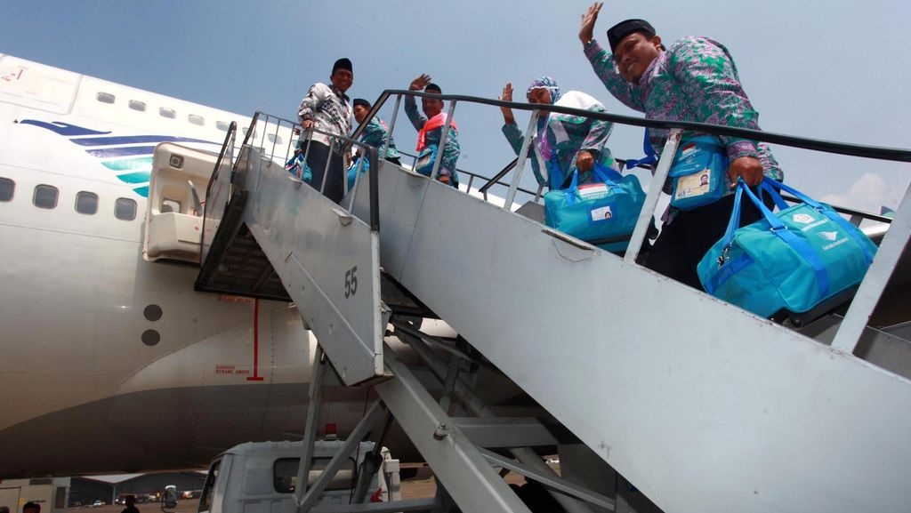 Badan Pengelola Dana Calon Haji Bisa Terbentuk Tahun Ini