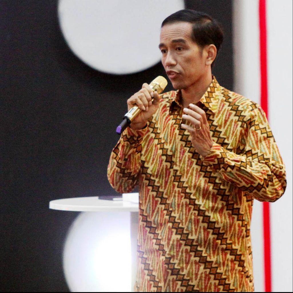 Kata Tifatul, Pak Jokowi Makin Kurus, Benarkah?