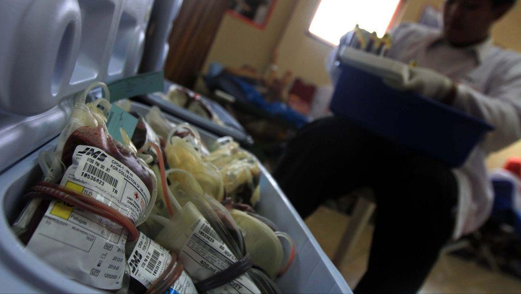 Selama Ramadan, Stok Darah di PMI Bandung Mencukupi