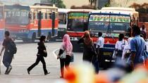 Cek 3 Terminal di Jakarta, Dishubtrans: 87 Persen Angkutan Umum Tidak Laik Jalan