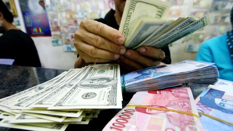 Rupiah Terus Menguat Lawan Dolar AS