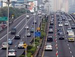 H-3 Lebaran, Jalan Protokol di Jakarta Mulai Bebas Macet