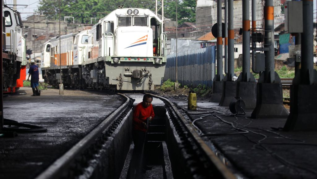 Amankan Mudik, KAI Tambah Kereta ke Cirebon dan Bandung
