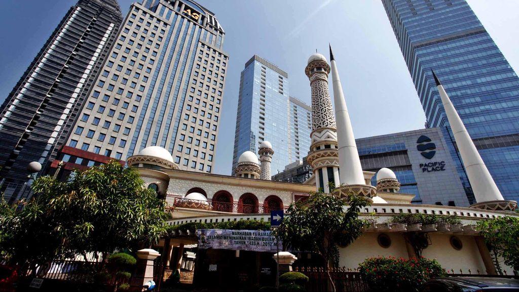 Banyak Gedung Baru, Harga Sewa Kantor Luar CBD Jakarta Turun