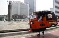 Laju Bajaj Roda Tiga, dari Hindustan hingga Menjadi Ikon Jakarta