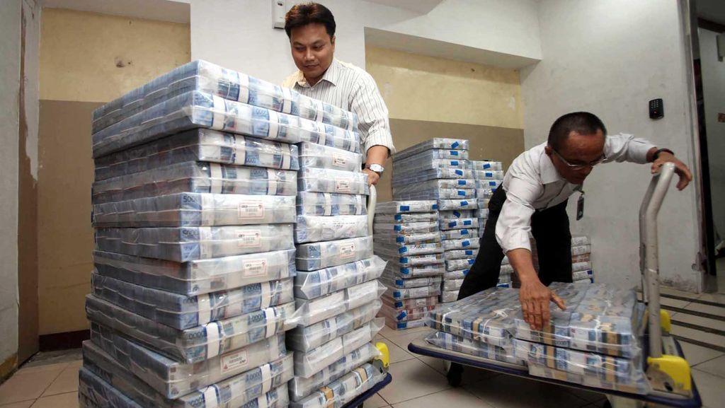 Utang Pemerintah RI Naik Lagi Jadi Rp 3.667 Triliun