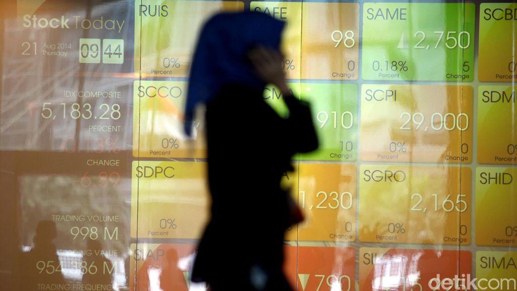 Jokowi Patok Ekonomi Tumbuh 5,4% di 2018, Ini Respons Investor