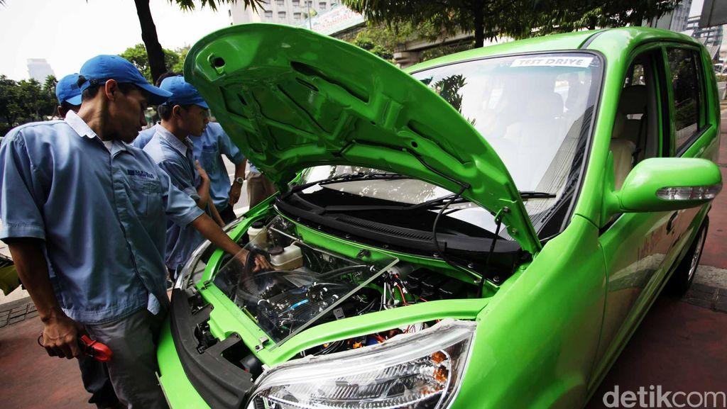 Dukung Mobil Listrik, PLN: Sumber Daya Cukup