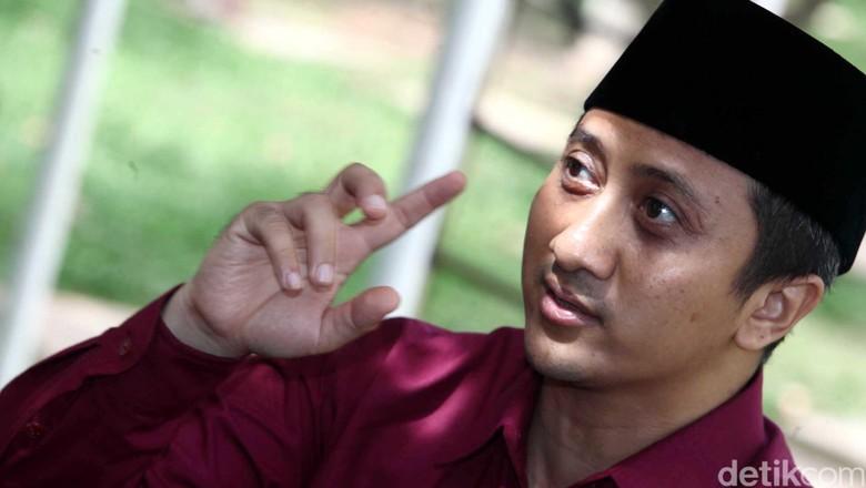 Ini yang Dibahas Jokowi Bersama Yusuf Mansur dan Ulama di Istana