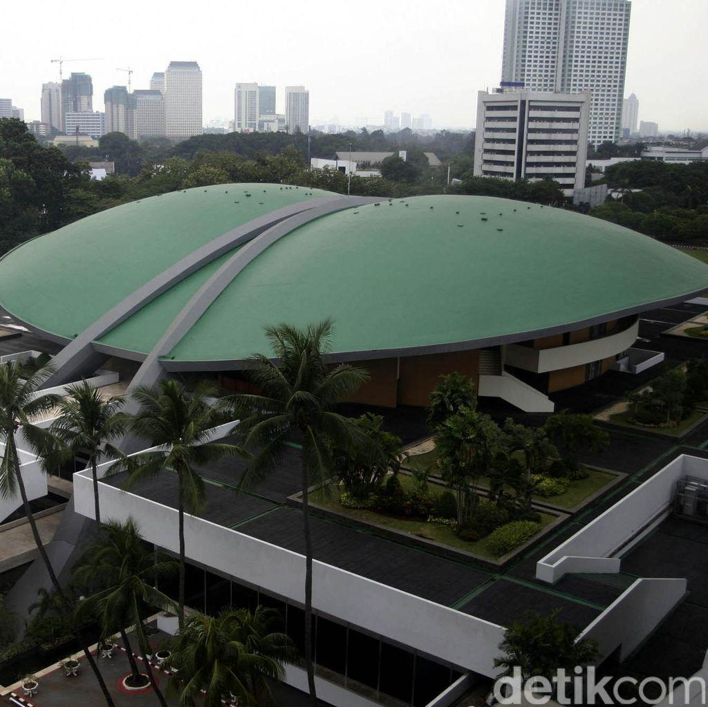DPR Gelar Paripurna Angket KPK, Sikap Wakil Rakyat Dinanti
