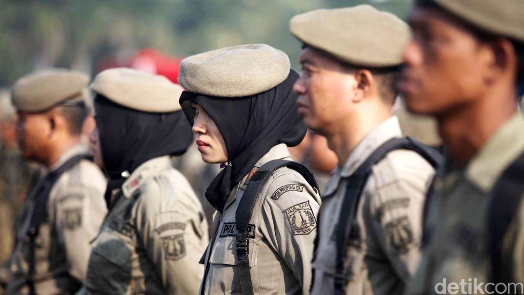 Cegah Penculikan Anak, Satpol PP Aceh Siaga di TK dan SD