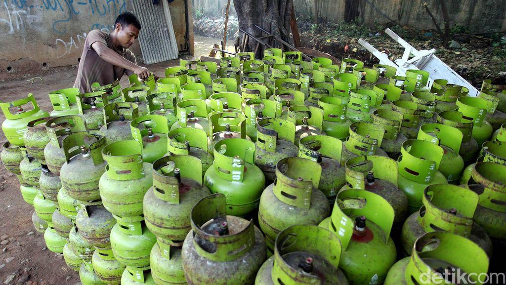 Atasi Kelangkaan, Pertamina Tambah Pasokan Elpiji 3 Kg di Aceh