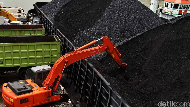 Ekspor RI Bisa Kembali Bergantung ke Batubara