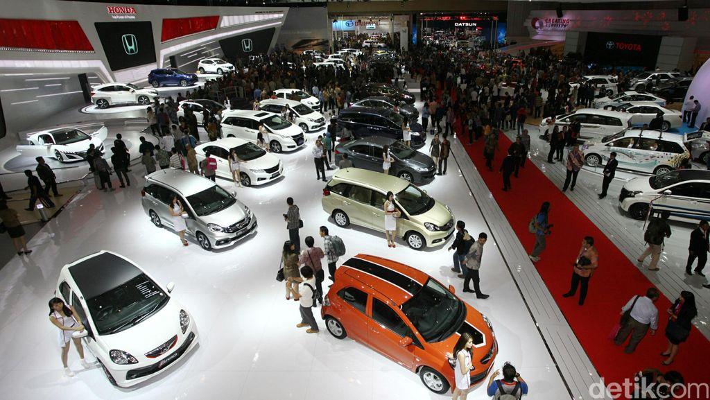 Penjualan Mobil Juni Turun Jadi 66.755 Unit