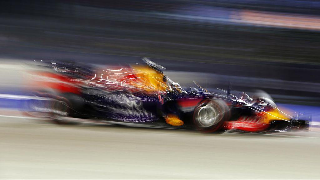 Singapura Gelar F1 Sampai 2021