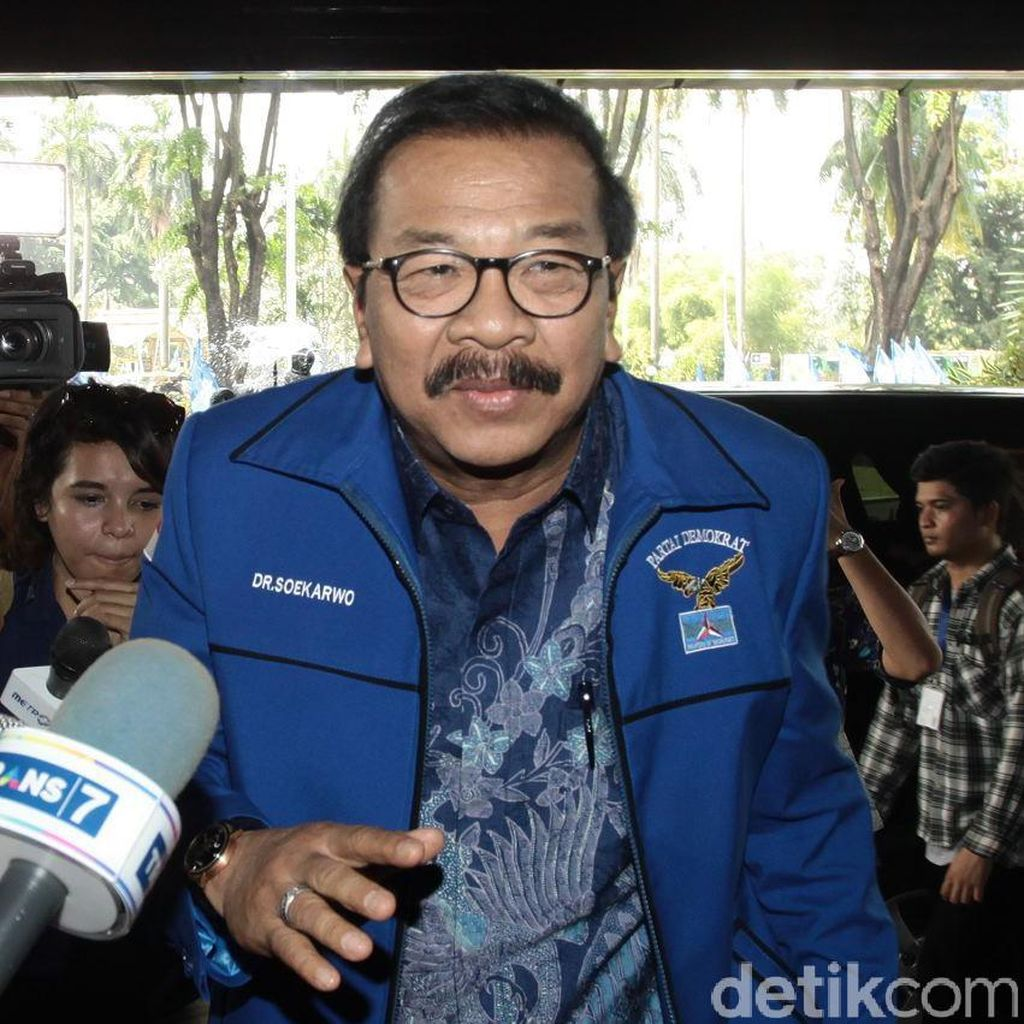 Pilgub Jatim 2018, SBY Tanya Soekarwo Potensi Bakal Calon Gubernur
