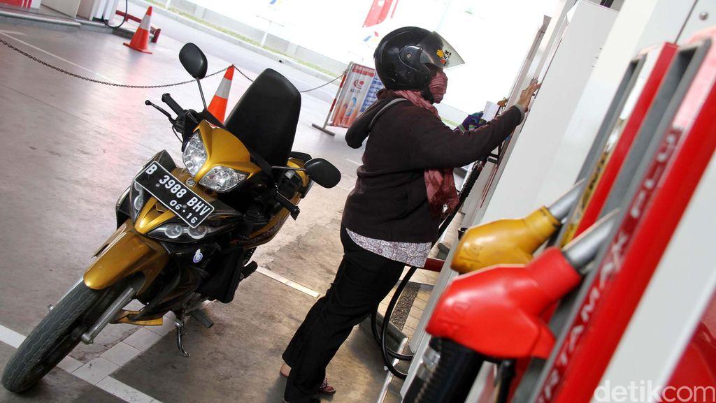 Pertamina Siapkan SPBU Kantong dan BBM Kemasan Saat Arus Mudik di Jateng