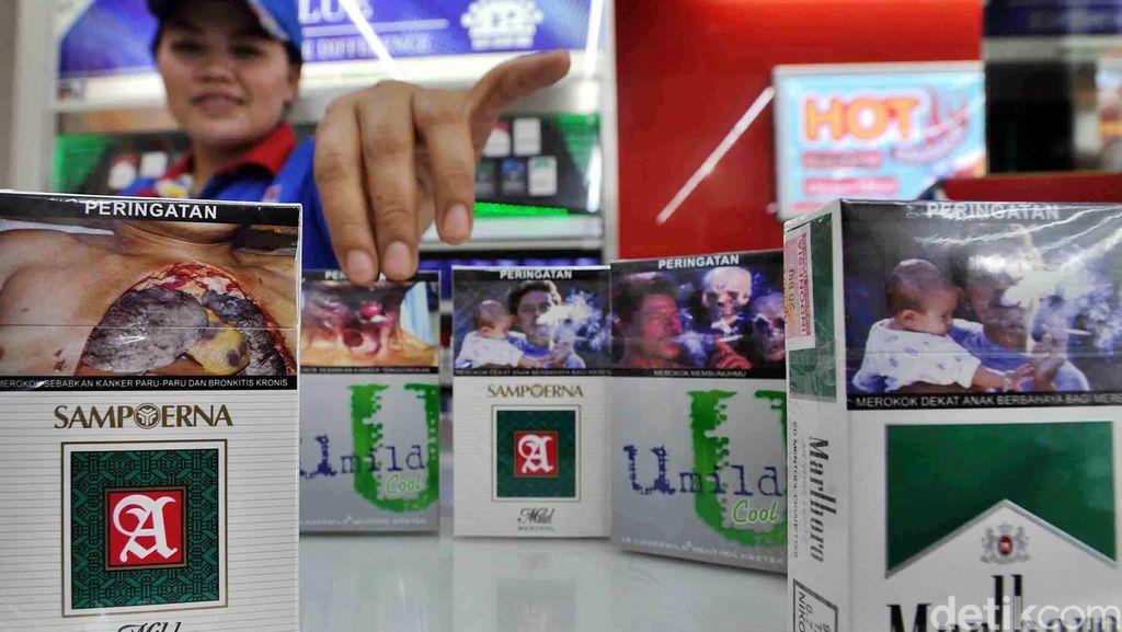 Cukai Naik, Berapa Kenaikan Harga Rokok Sampoerna?