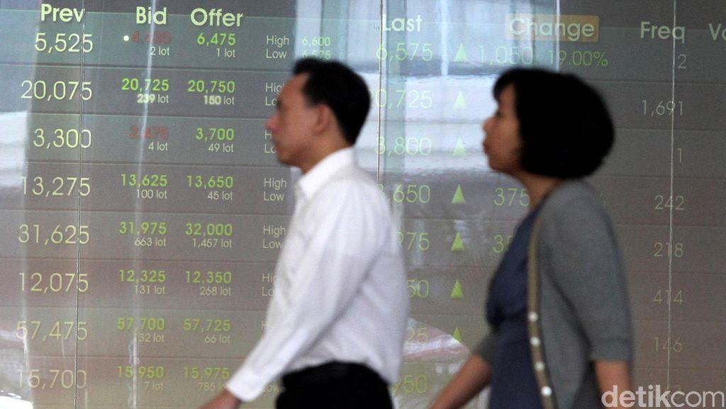 Bursa Asia Kompak Menguat, IHSG Naik 6 Poin