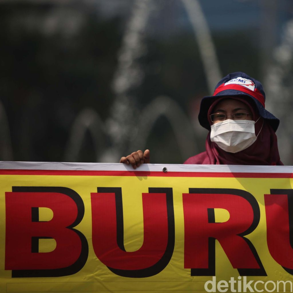 Pemkot Usul Upah Buruh di Bandung Naik Rp 28 Ribu