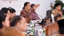 Bicara Pemberantasan Korupsi, Jokowi: Saya Tak Mau Cuma Simbolis Semata