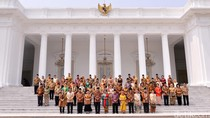 Siapa Presiden RI yang Paling Banyak Reshuffle Kabinet?