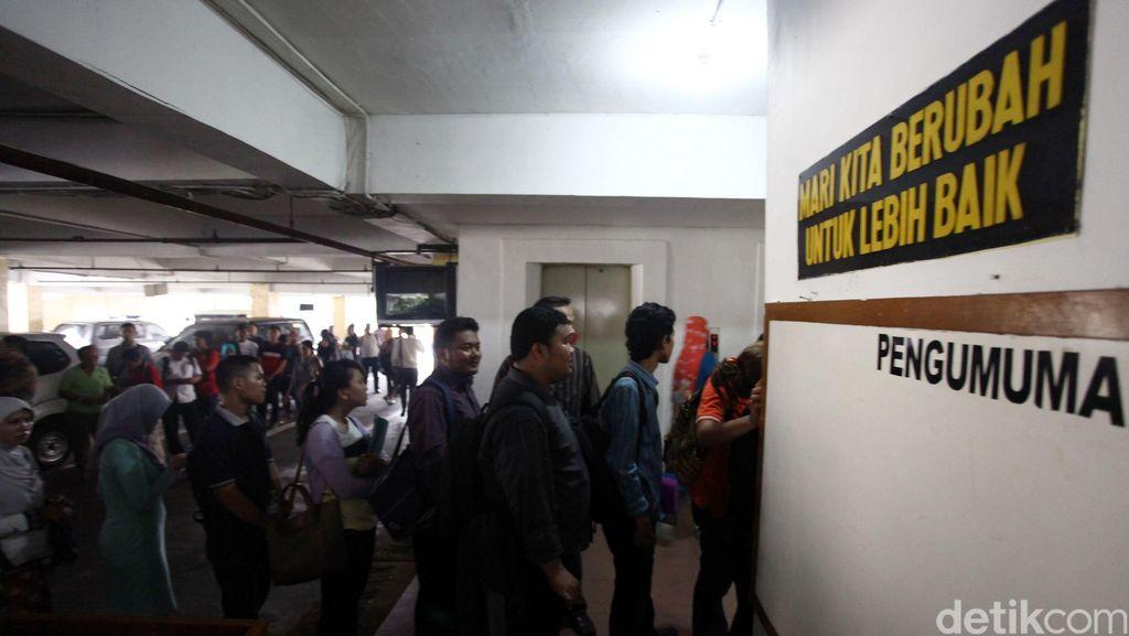 Pemerintah Buka Lowongan CPNS Hakim Hingga Sipir, Berapa Gajinya?