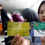 Penyaluran Bansos Non Tunai, Akses Masyarakat ke Bank Makin Mudah