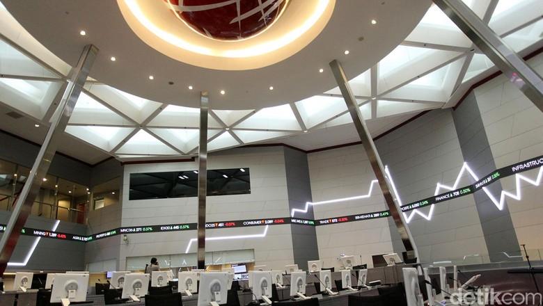 OSO Securities: IHSG Bisa Kena Profit Taking